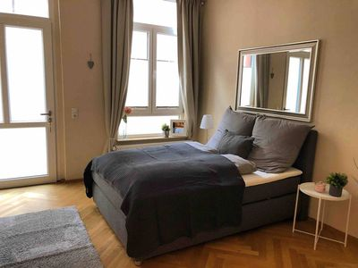 Photo for Barrier-free apartment Altstadthaus in downtown Speyer