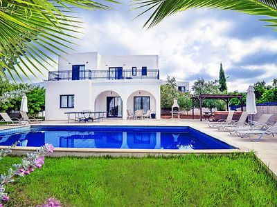 Photo for Vacation home Azzurro Luxury Holiday Villas  in Peyia, Akamas Peninsula - 6 persons, 3 bedrooms