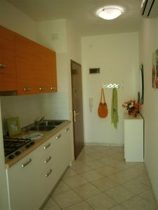 Photo for Residence with all comforts, 50 meters from the sea