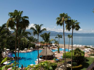 Photo for Spacious and beautiful 3 Bedrooms Condo at Velas Vallarta