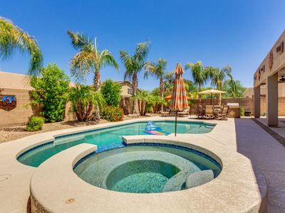 Photo for Gorgeous Surprise W/Heated Pool/Spa! Open Plan! Lives Large!
