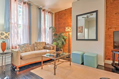 The home is well-appointed and tastefully furnished with modern amenities!