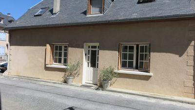Photo for 3 bedroom house in lovely Pyrenean village 2 bathrooms one ensuite internet