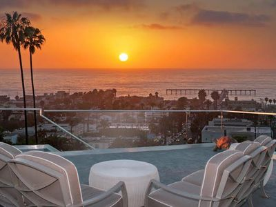 Photo for Ocean Views from all 5 Luxury Suites Amazing San Diego Home