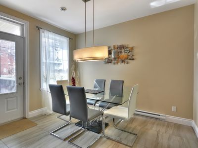 Photo for 2 bedroom 2 bath condo with free/parking &WIFI