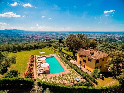 Photo for Villa in Pistoia with 5 bedrooms sleeps 12