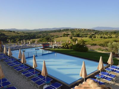 Photo for 1 bedroom accommodation in Magliano in Toscana