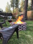 The Chester house is conveniently located close to Lassen Volcanic National Park.