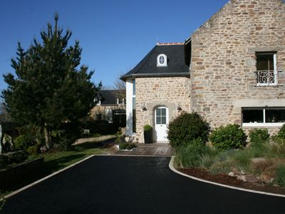 Photo for Superb Cottage in Brittany coastline edge