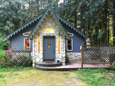 Photo for Vacation home 60GS  in Mt. Baker/ Glacier, Washington - 2 persons, 1 bedroom