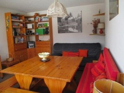 Photo for Apartment La Mongie, 1 room, 4 persons