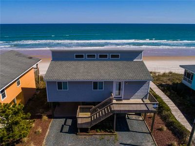 Photo for HICKS: 3 BR / 2 BA oceanfront in Surf City, Sleeps 8