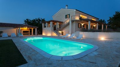 Photo for Stone Villa Paradise with pool