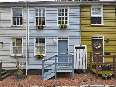 Photo for Charming Historic Annapolis Home - Superior Downtown Location!!!