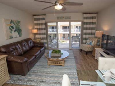 Photo for Win-San C-213 Ocean-View 2 Bed/ 2 Bath Townhouse