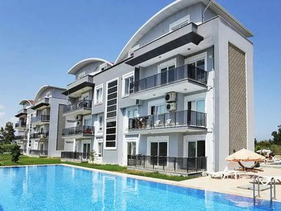 Photo for A lovely apartment, 2 BR, 4-6 persons, center of Belek