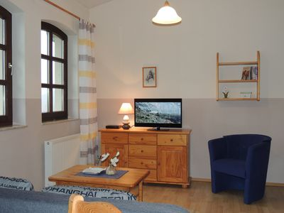 Photo for Holiday - peace - nature - Baltic Sea and yet centrally located! Apartment No. 11