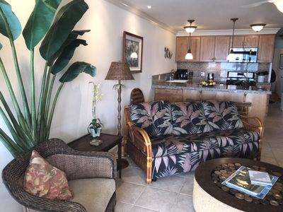 Photo for SUMMER SPECIAL $99/NT  OCEAN FRONT ! 1 BR 1 BA Condo, pool, tennis, WIFI
