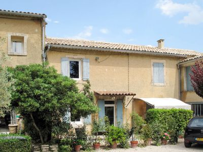 Photo for One bedroom Apartment, sleeps 2 in Ménerbes with WiFi