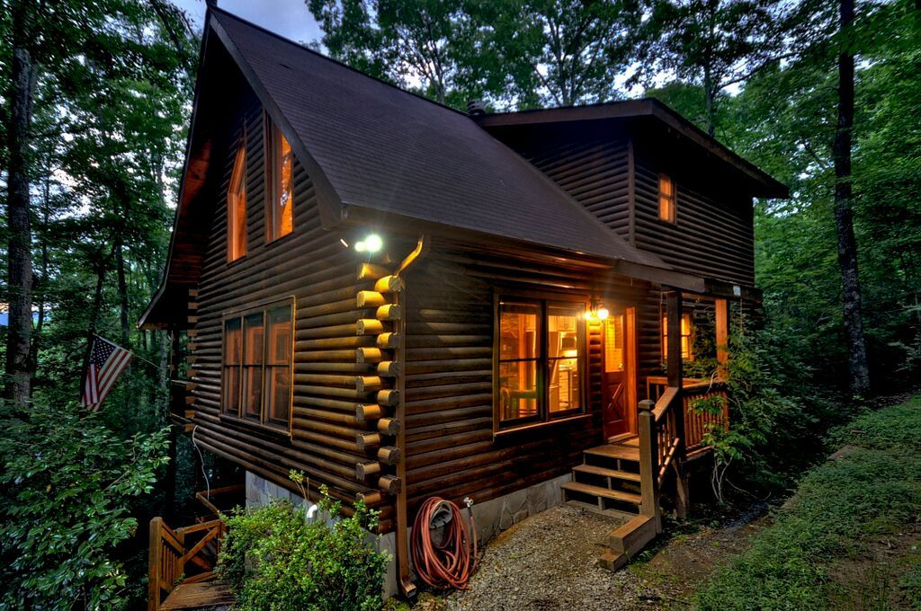 Astonishing 2 bedroom 2 bath mountain cabin with hot tub - 8 bedroom cabins in north georgia ...