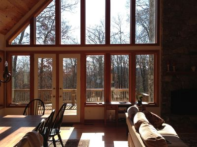 Walk to slopes and Mountain Inn/First Floor Master and Queen Bedrooms