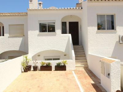 Photo for TOWNHOUSE with Panoramic Seaviews in Luz.