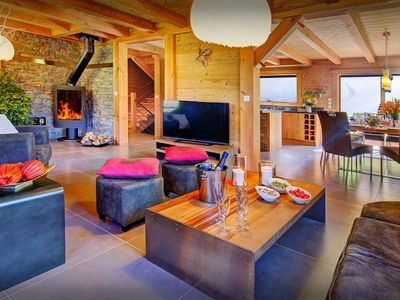 Photo for Get away from it all at this peaceful French Alps ski chalet - OVO Network