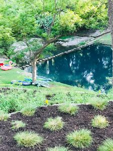 Photo for Cool Casita with SPRING FED SWIMMING HOLE