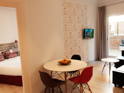 Photo for Apartment RAM in Barcelona - 4 persons, 1 bedrooms