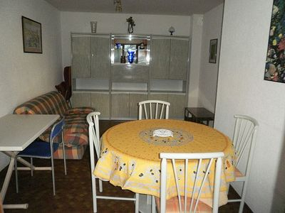 Photo for T2 apartment in residence with swimming pool, tennis court and private parking