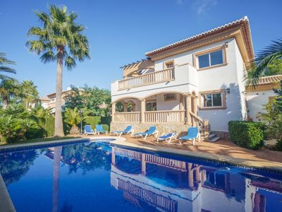 Photo for Vacation home Remol  in Jávea, Costa Blanca - 8 persons, 4 bedrooms