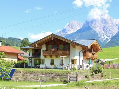 Photo for Atmospheric holiday home in cozy Maria Alm