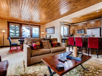 Photo for Situated A Block Away From Deer Valley Lifts BB201 w/ Private Hot Tub & A/C