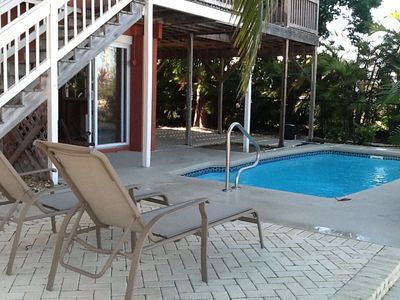 Relax at the flying hogfish