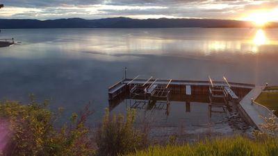 Photo for Lakefront Condo on the Flathead