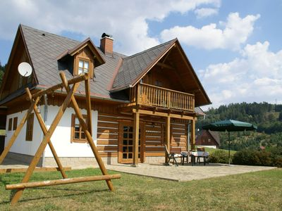 Photo for Cosy and comfortable holiday home for summer and winter in the rustic Stupna