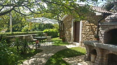 Photo for Studio Apartment Cami - beautiful cottage in an authentic Istrian style
