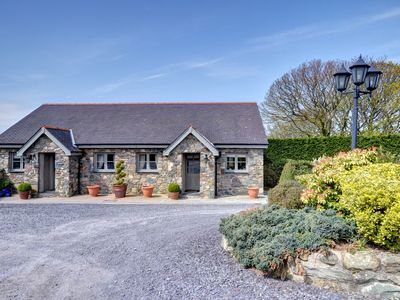 Photo for Beudy is a lovely stone cottage adjoining Ysgubor, near Caernarfon with its walled town, famous cast