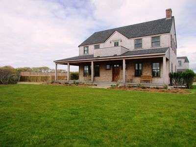 Photo for Brand New Nantucket Home With Swimming Pool