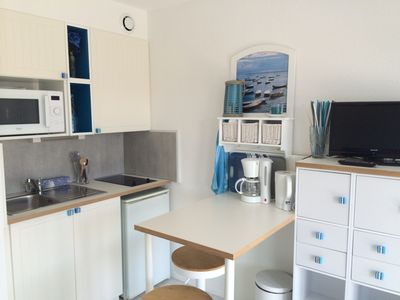 Photo for seaside rental in SETE ideal family of four
