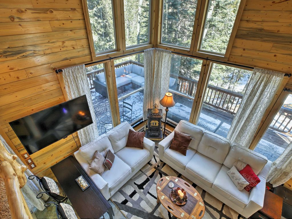 Idaho Springs Cabin W Hot Tub On 1 2 Acre Vrbo