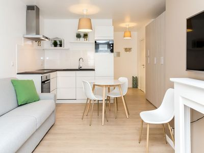 Photo for Sistina - Spacious studio in the European District of Brussels