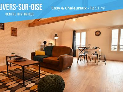 Photo for Historic Center of Auvers-sur-Oise-2nd floor