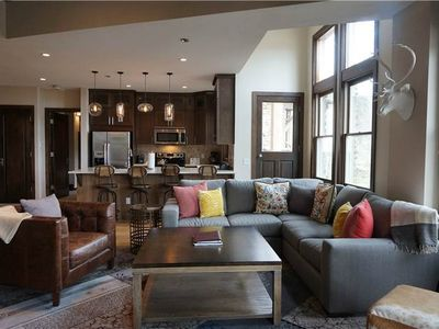 Photo for Feel at Home in this Luxury Condo Rental  in Snowmass Village
