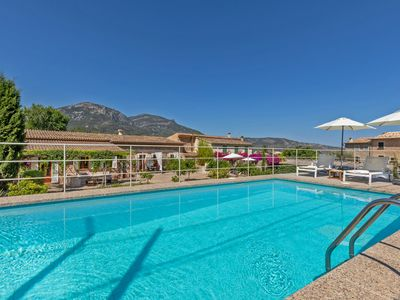 Photo for Charming house with pool- Finca Can Nou