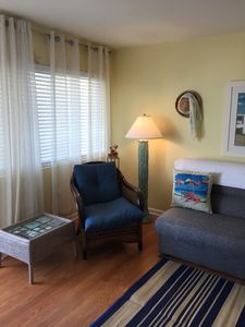 Photo for Adorable Beach House, perfect location, walk to beach, pools, ocean view