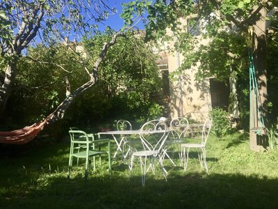 Photo for A priest's garden in the heart of a Provençal village
