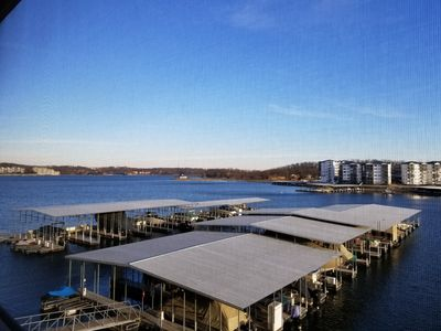 Photo for Newly Remodeled 3Bed/2Bath Condo! Screened Porch! Elevator! Boat Option!