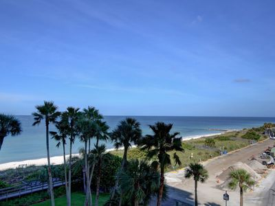Photo for Beachfront Condo, Treasure Island, Furnished, (Sunset Beach)