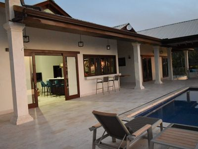 Photo for Luxury, Ocean and Mountain View Villa,  All Inclusive!